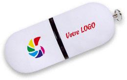 Clé USB Pod personnalisée à votre logo