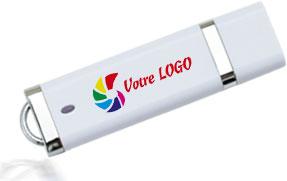 Clé USB Will personnalisée à votre logo